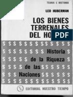 Leo Huberman-Los Bienes Terrenales Del Hombre-Parte 1