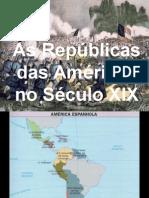 America Sec XIX