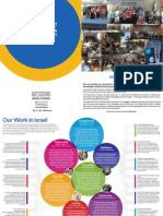 New Israel Fund Brochure 2015