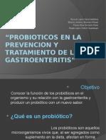 Probioticos en La Prevencion y Tratamiento De
