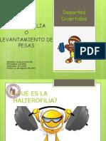 HALTEROFILIA