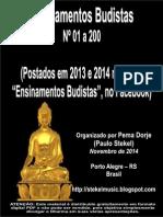 Ensinamentos Budistas 01 a 200