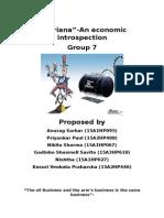 Economic Showcase Syriana Group 7 Sec A