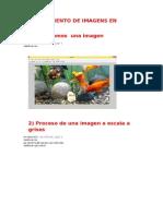 Procesamiento de Imagens en Matlab