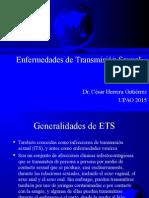 Enfermedades de Transmisión Sexual upao 2015.ppt