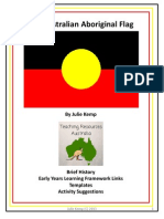 australianaboriginalflagnaidocreconciliationweek
