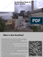 An Overview of Ash Handling Plant In