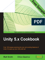 Unity 5.x Cookbook - Sample Chapter