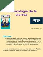 Farmacologia de La Diarrea