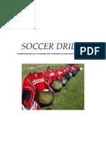 Soccer Development Drills