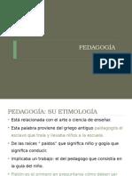 pedagogia diferentes CORRIENTES o MODELOS PEDAGÓGICOS