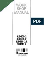 Work Shop Manual GR 8 matr 1-5302-291