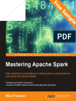 Mastering Apache Spark - Sample Chapter