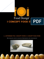 I Concept Food Store