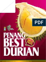 durian, agriculture, super varities, malaysia,