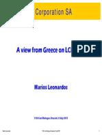 2 4 Leonardos (PPC) Greek View on LCP BREF