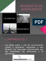 Pavimentos en Aeropuertos