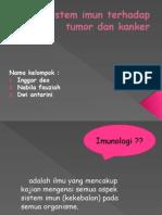 imunologi kanker ppt