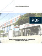 Manual de Normas Técnicas Multivix