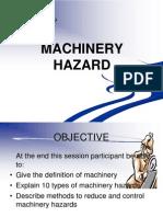 3 Machinery Hazard 1