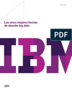 Abordar Big Data Carousel Offer