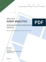 Exhibit Surveys White Paper Event Analytics ECEF May 2015