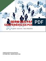 Daniel Belvedere - Sermões Para Conferências Públicas