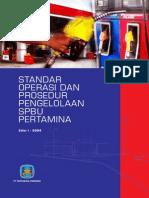 Manual SPBU Pertamina