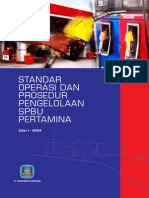 Manual SPBU Pertamina