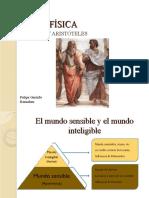 Presentacion Metafisica (3) - Platon y Aristoteles