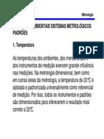 Aula 4_Condicoes Ambientais e Sistema Metrologicos Padroes
