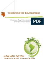 Protecting the Environment PPT
