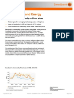 Commodities and Energy Sep