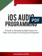 IZotope IOS Audio Programming Guide