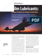 Solid Film Lubricants
