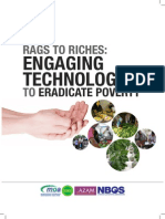Rags to Riches - Engaging Technologies to Eradicate Poverty