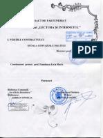 Contract de Parteneriat Lectura Si Internetul