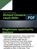 illegitimate opportunity structure