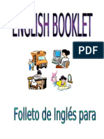 English Booklet