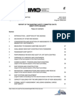 MSC 95-22 - Report of the Maritime Safety Committee on Its Ninety-Fifth Session (Secretariat)