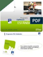 Presentación PEC-Estandar 2012