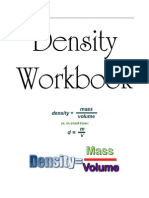 Density Work Book