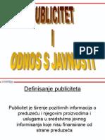 10. Publicitet i odnos sa javnošću.ppt