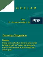 Kuliah TENGGELAM (Forensik)