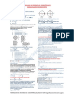 Formulario Completo Para Dimensionamiento de Secciones