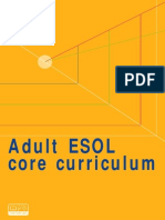 adult esol core curriculum v1