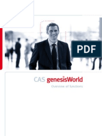 Cas GenesisWorld Crm Functions Brochure