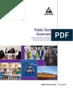 ANAO - BPG Public Sector Governance