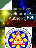 Cooperative Development Authority of the Philippines