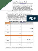 aramaic annotations - pt 24
